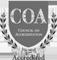 COA Accredited logo